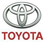 Дефлектора боковых окон темные Toyota Avensis 09- EGR Australia k