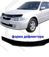Дефлектор капота Mazda Familia BJ 1998-2000