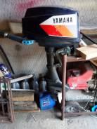 Лодочный мотор Yamaha 8 на запчасти