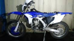 Yamaha WR 450F, 2013