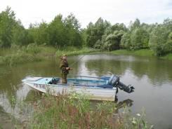Продам лодку воронеж с мотором сие-про 30
