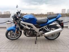 Suzuki SV 1000, 2003