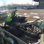 Arctic Cat M8, 2010