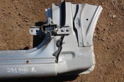 Шарнир передней правой двери Toyota Mark II jzx110 gx110