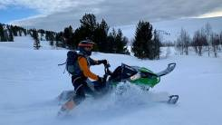 Arctic Cat M 800, 2012