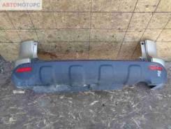 Бампер задний Honda CR-V III (RE) 2006 - 2012 (Джин)