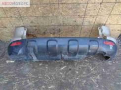Бампер задний Honda CR-V III (RE) 2006 - 2012 (Джип)