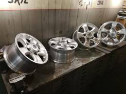 Литые диски Toyota LC 16x8.0jj 5x150 PCD offset +60