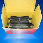 Колодки тормозные NiBK дисковые передние, комплект