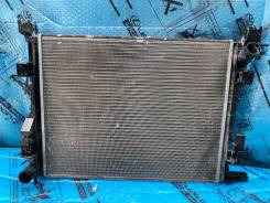 Радиатор охлаждения Renault Duster