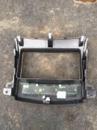 Рамка магнитолы Mitsubishi Outlander