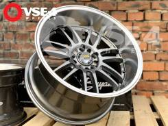 NEW! Огромная Полка! # RAYS VOLK Racing RE30 R18 9,5J Grey [VSE-4]