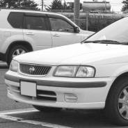Бампер передний Nissan Sunny '98-'02 Китай