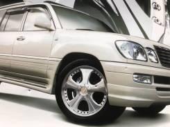 Владельцам Prado 120/150, Lexus, Pajero, Infiniti диски Lodio Drive
