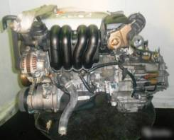 Двигатель в сборе с КПП, Honda K20A AT MRPA FF RN3 коса+комп Разбирают