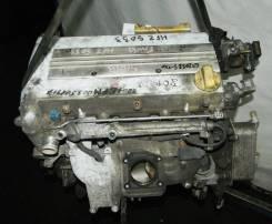 Двигатель Saab 9-3 Ys3f 2005, 2.0 л, бензин турбо (B207 E)