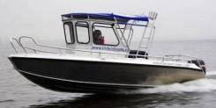 Купить катер (лодку) Trident 720 WA