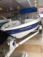Продаётся моторная лодка билайнер