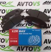 Тормозные колодки передние (комплект) Kormax