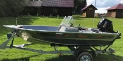 Купить лодку (катер) Tuna 425 DC