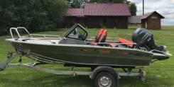 Купить лодку (катер) Tuna 485 DC