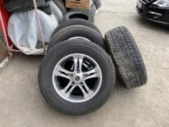 [r20.store] Колеса R18 5*150 и 285/60 R18 Toyota LC200 (Б/У)