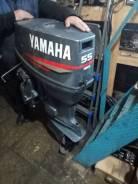 Лодочный мотор Ямаха 55