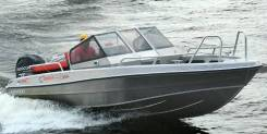 Купить катер (лодку) Tuna 585 DC