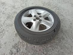 Одна 185/60R15 Bridgestone на диске Toyota Yaris