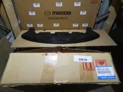 Дефлектор бампера переднего Mazda CX-7 2007-2012