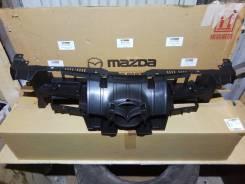 Решетка радиатора Mazda 3 (BL) 2009-2012