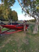 Bass boat моторная лодка