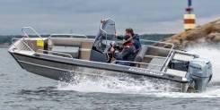 Купить лодку (катер) Faster 545 CC