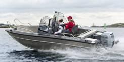 Купить лодку (катер) Faster 560 SC