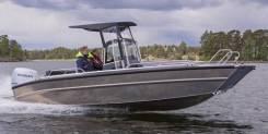 Купить катер (лодку) Faster 635 CC
