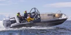 Купить катер (лодку) Faster 635 SC