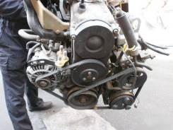 Двигатель Mazda Demio DW3W 1996 B3: Пластиковый Коллектор 121 (DA) 1