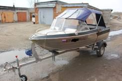 Моторная лодка Тактика-390