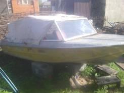Лодка Крым с мотором Нептун
