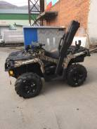 BRP Can-Am Outlander 1000R Mossy Oak Hunting Edition (2017) В Наличии!, 2016
