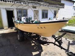Продам лодку Yamaha