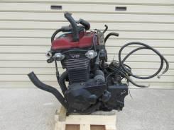 """Контрактный двигатель Suzuki GSF400 Bandit K707 """"красноголовый"""""""
