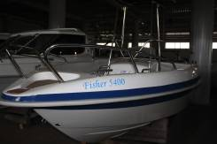 Продаю катер Vympel 5400 Fisher.