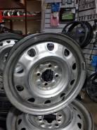 Диск колеса R15 4-100 5,5J ЦО 68 штамповка