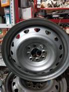 Диск колеса R15 4-100/114,3 6J ЦО 68 штамповка