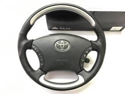 Анатомический руль REAL для Toyota