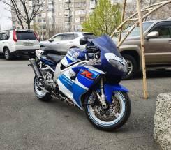 Suzuki TL1000R, 1998