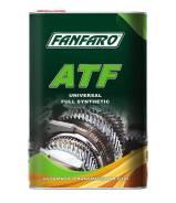 Масло для АКПП Fanfaro ATF Universal Full Synthetic ( 4л) ж/б