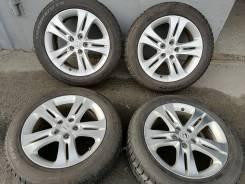 Оригинальные литые диски Хонда R18, 5/114
