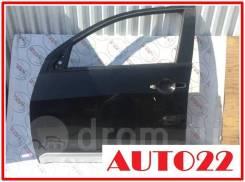 Дверь Mitsubishi Outlander, левая передняя с накладкой внизу